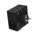 USBEPOWER High Speed 5 en 1 chargeur usb & power hub 4.4A - noir