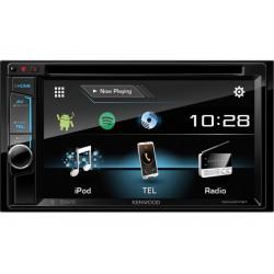 Kenwood DDX4017BT 50W Bluetooth Noir récepteur multimédia de voiture