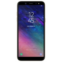 "Samsung Galaxy A6 SM-A600F 5.6"" Double SIM 4G 3000mAh Or"