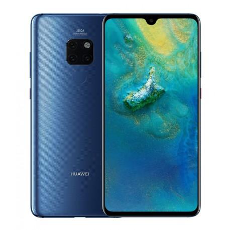 """Huawei Mate 20 16,6 cm (6.53"""") 128 Go 4G Bleu 4000 mAh"""