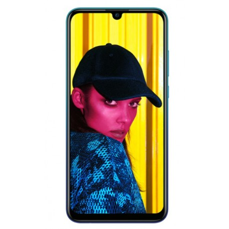 "Huawei P Smart 2019 15,8 cm (6.21"") 3 Go 64 Go Double SIM 4G Bleu 3400 mAh"