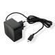 Muvit chargeur maison Micro-USB connecteur - noir - 2.1 Amp - 1.2m